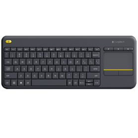 Logitech Wireless Touh Keyboard K400 Plus