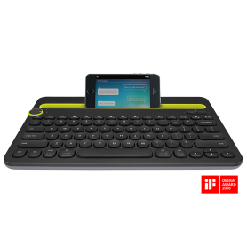 Logitech K480 Multi Device Bluetooth Keyboard