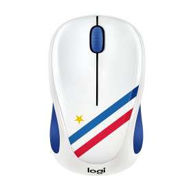 Logitech Wireless Mouse M238 Fan Collection French