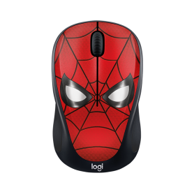 Logitech Wireless Mouse M238 Marvel Collecion Spiderman