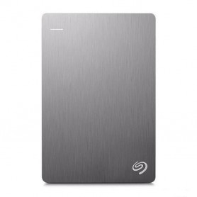 Seagate Backup Plus Slim 2TB - Silver [STDR2000301]