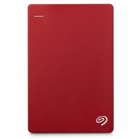 Seagate Backup Plus Slim 2TB - Red [STDR2000303]