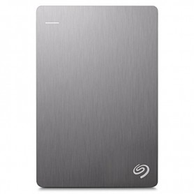 Seagate Backup Plus Slim 4 TB - Silver (STDR4000301)