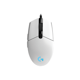Logitech G102 Prodigy Gaming Mouse White