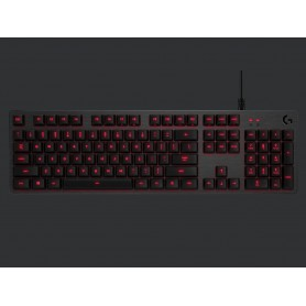 Logitech G413 Backlit Mechanical Carbon Keyboard