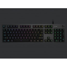 Logitech G512 Carbon RGB Mechanical Keyboard
