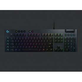 Logitech G813 RGB Mechanical Gaming Keyboard - Clicky